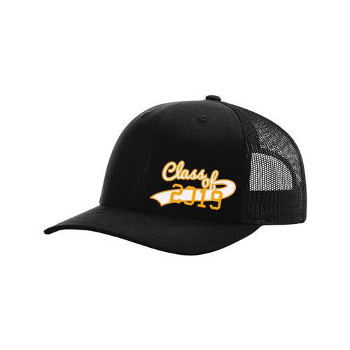 Custom Embroidered Alumni Class Reunion Trucker Cap : WI371