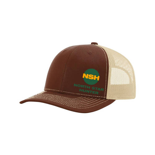Custom Embroidered In The 10 Ring Hunting Trucker Cap : WI373