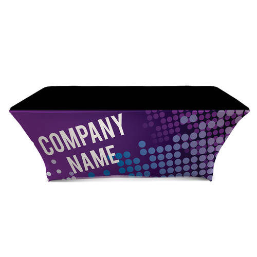 Custom Printed Keynote Impact Trade Show Table Cover : WI435