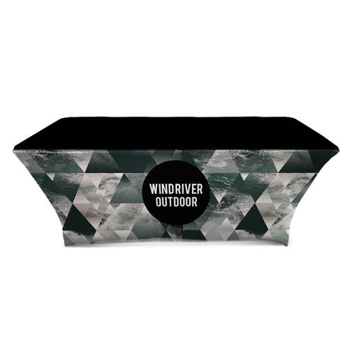 Custom Printed Best In Show Outdoor Expo Table Cover : WI440
