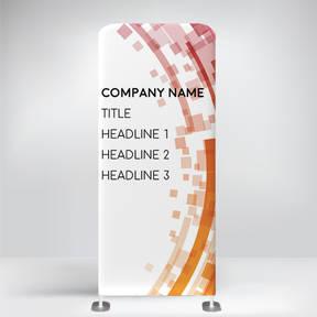 The Teehive Custom Printed Intuitive Drive Company Banner