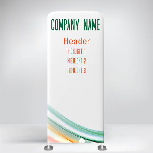 The Teehive Custom Printed Future Strategy Company Banner : WI502