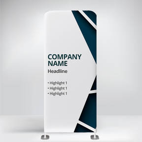 The Teehive Custom Printed Flashpoint Synergy Company Banner