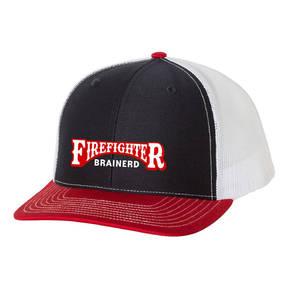 The Teehive Tanker Custom Firefighter Trucker Hat