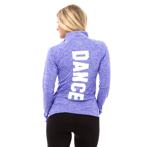 Under Armour Dance 1/4 Zip Long Sleeve : UA2023