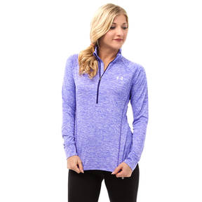 Under Armour Dance 1/4 Zip Long Sleeve