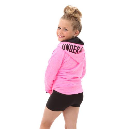 Fleece Novelty Jumbo Logo Hoodie : UA2037