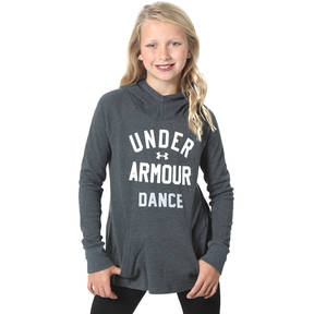 Youth Under Armour Dance Waffle Hoody