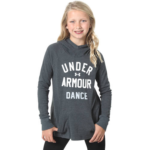 Youth Under Armour Dance Waffle Hoody : UA2090