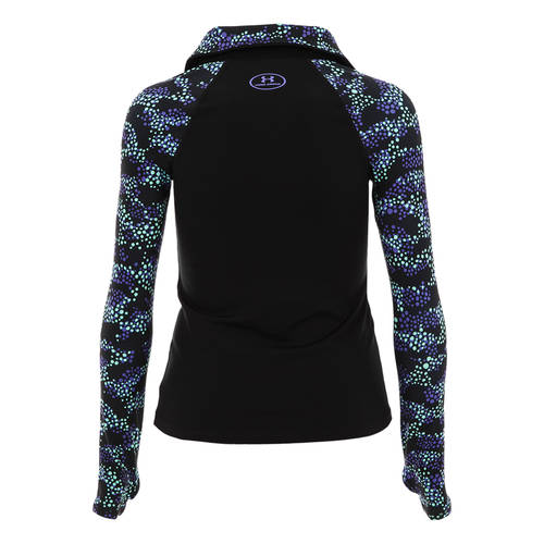 Youth Under Armour Novelty Cold Gear 1/2 Zip : UA2093