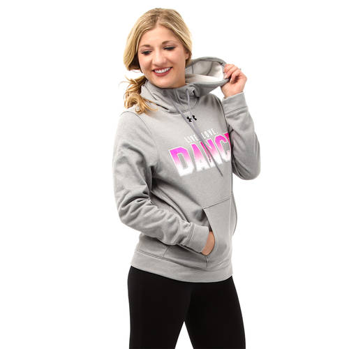 Under Armour Live Love Dance Hoody : UA2099