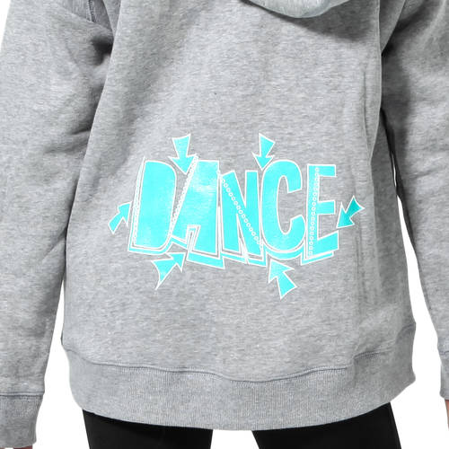 Youth Under Armour Dance Grey Sweatshirt : UA2202