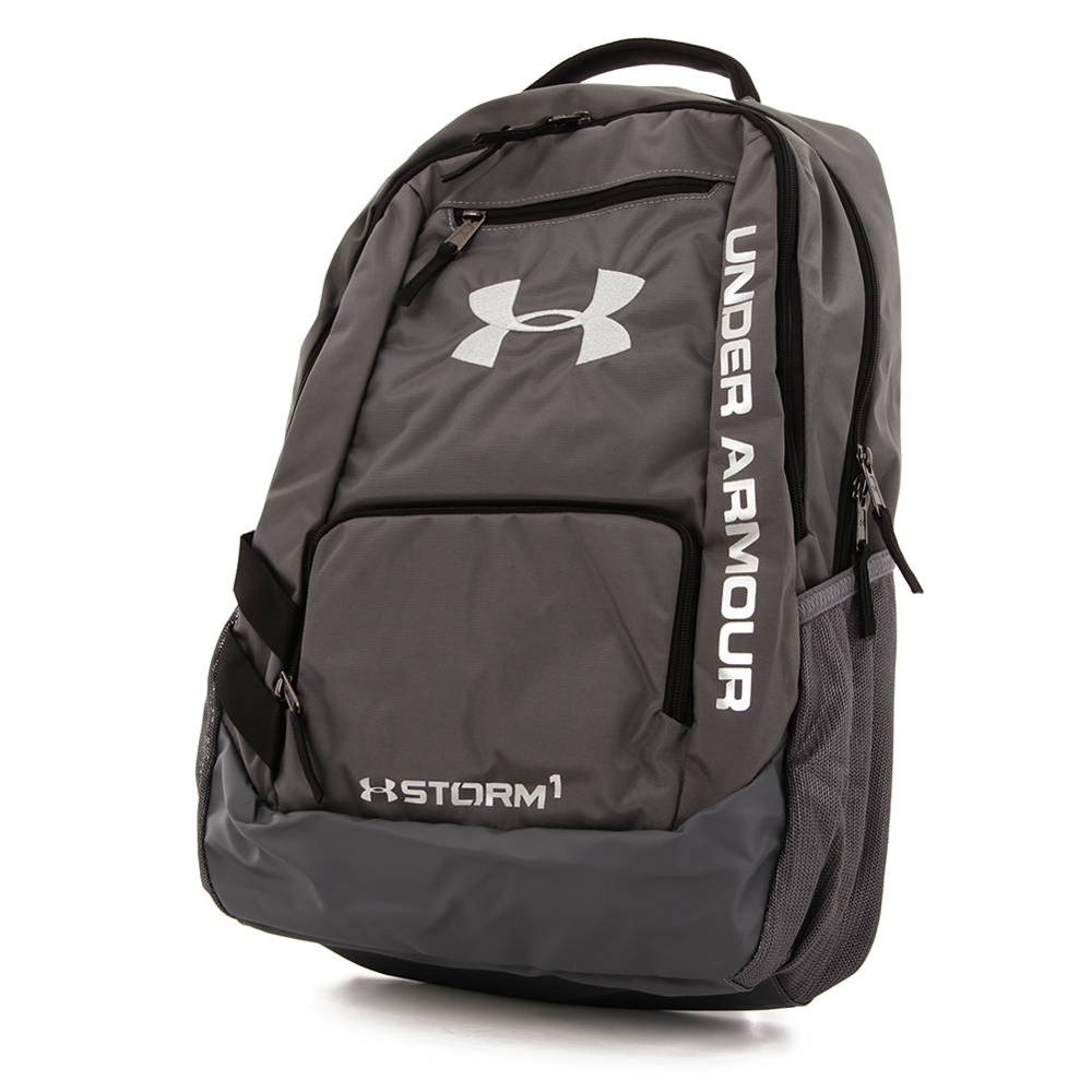 90a651a95ddb Under Armour Unisex Team Hustle Backpack   UA2218