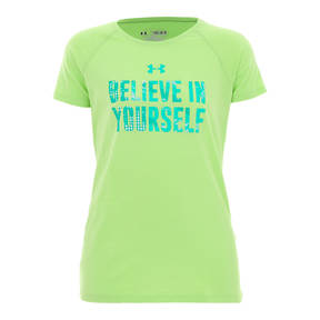 Youth Under Armour Believe Tee
