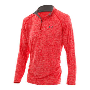 Unisex Under Armour HeatGear Long Sleeve 1/4 Zip