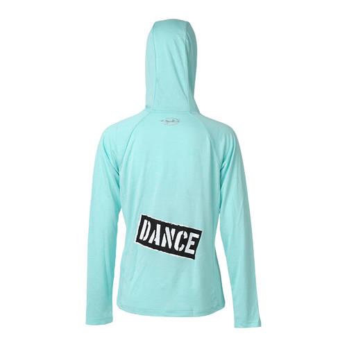 UA Dance Hooded Long Sleeve : UA2234