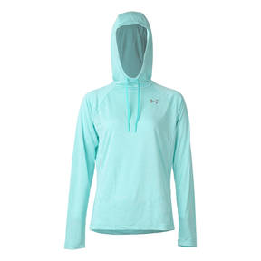 UA Dance Hooded Long Sleeve