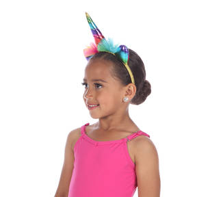 Rainbow Unicorn Head Band