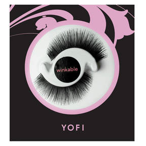 Winkable Eyelashes