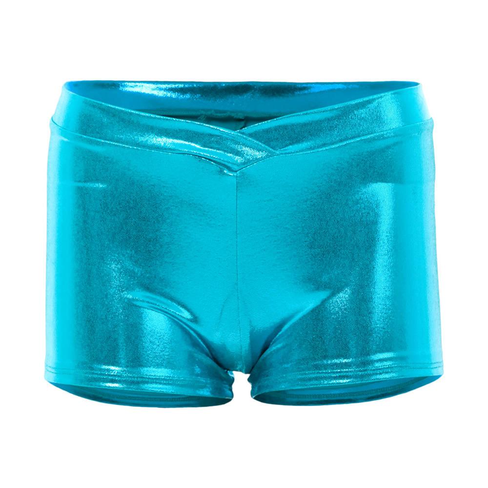Teal Pocketbook Shorts 1580