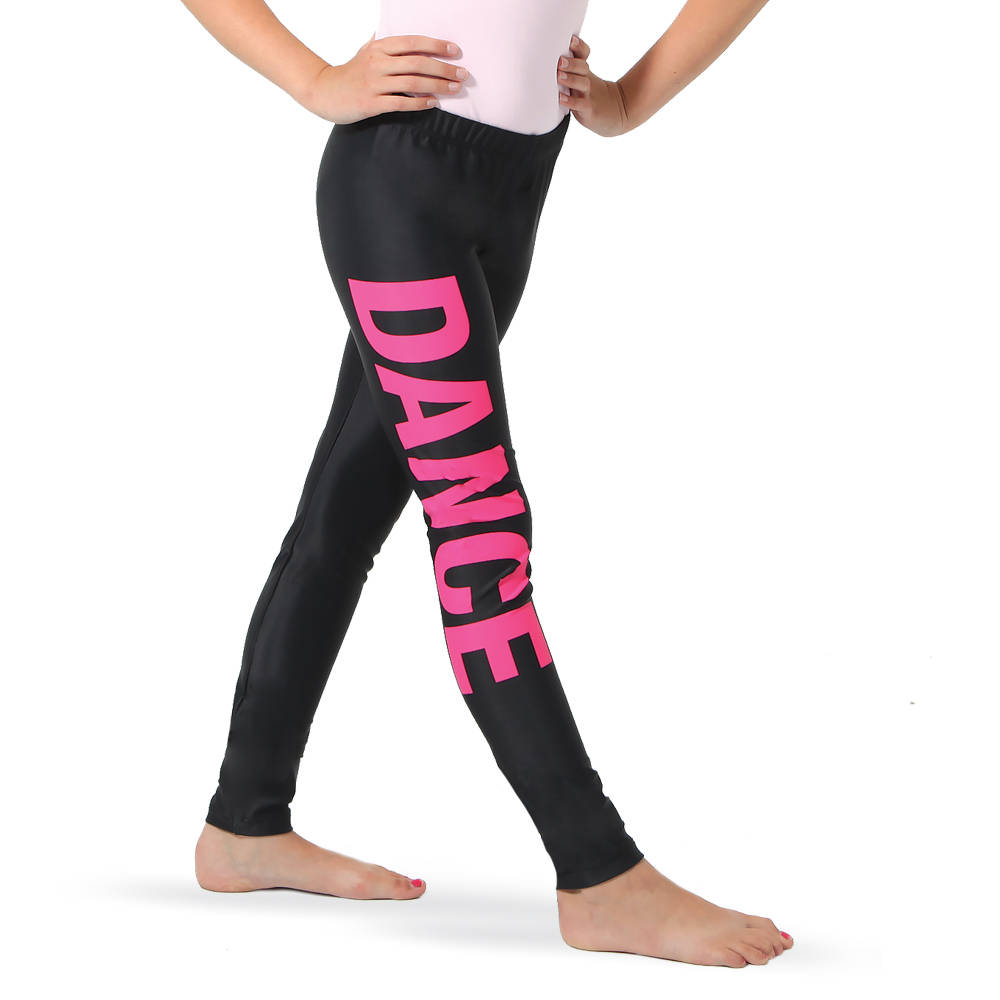 Youth Dance Leggings Ac1225c
