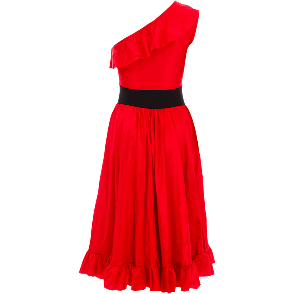 Girls West Side Story Dress M169c