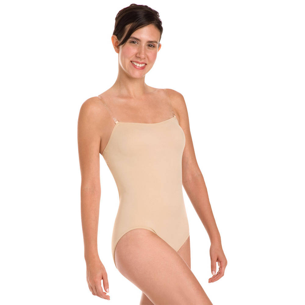 Body Wrappers Camisole Leotard 285