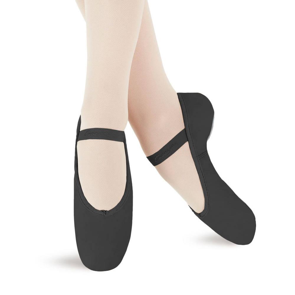 Capezio Toddler Ballet Shoes Sizing