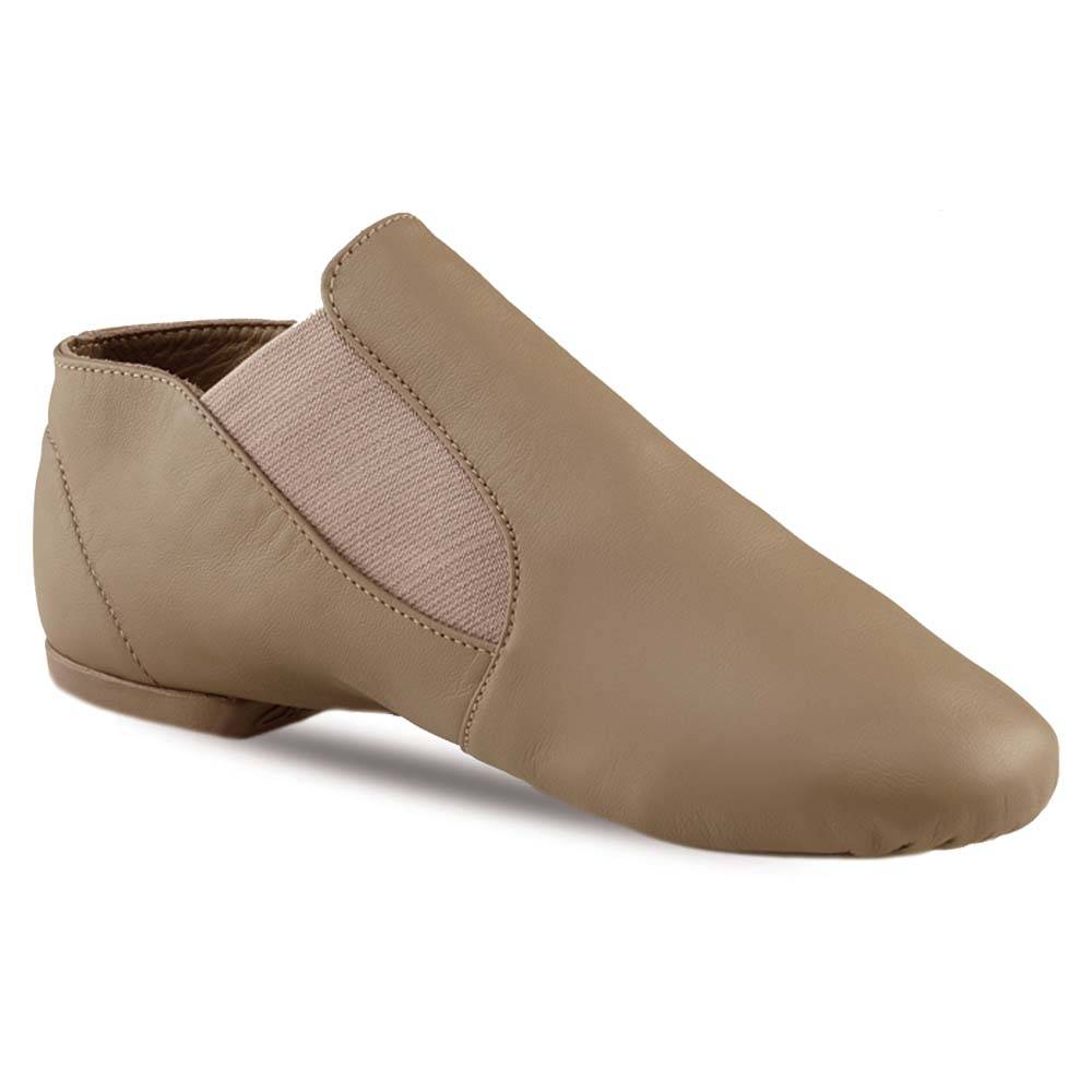 capezio slip on jazz shoe cg05