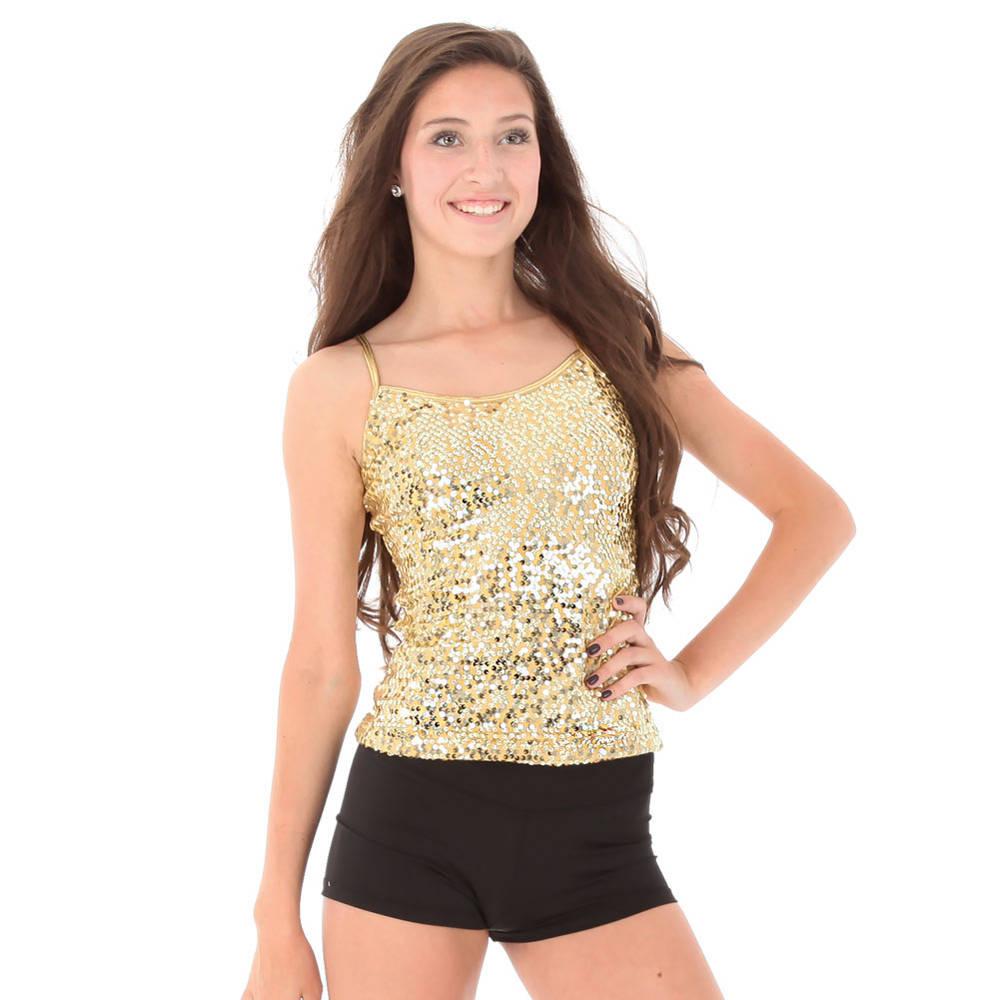 Gia Mia Sequin Camisole G176