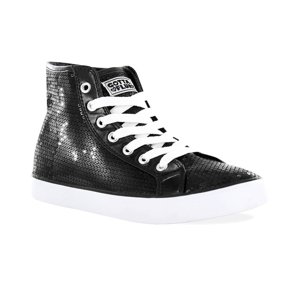 Gotta Flurt Retro Sequin Shoe : DiscoII
