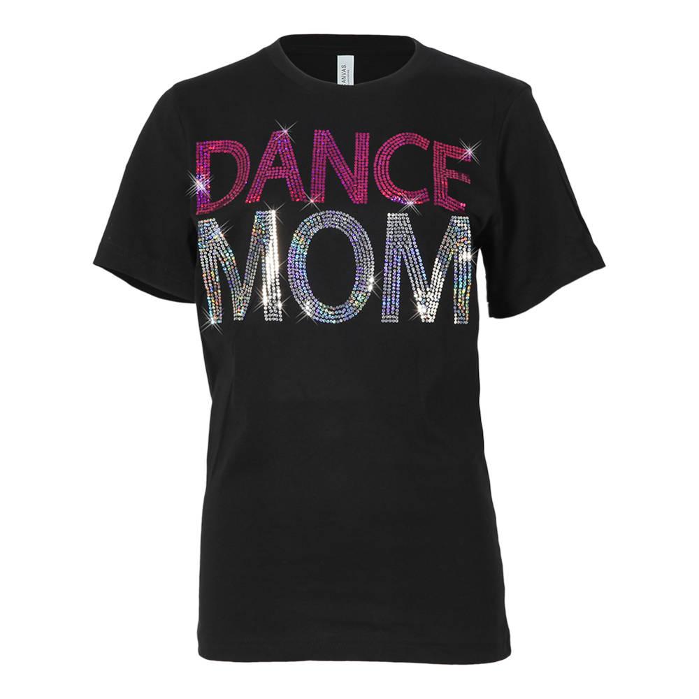 dance mom sequin t shirt ld1022. Black Bedroom Furniture Sets. Home Design Ideas