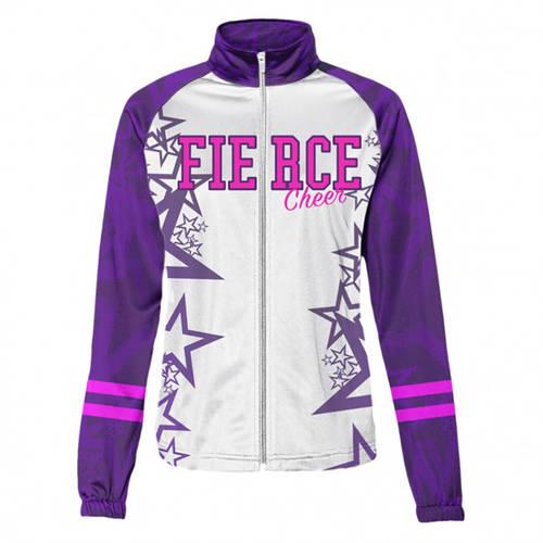 Move U Shine Custom Cheer Team Jacket Gp073