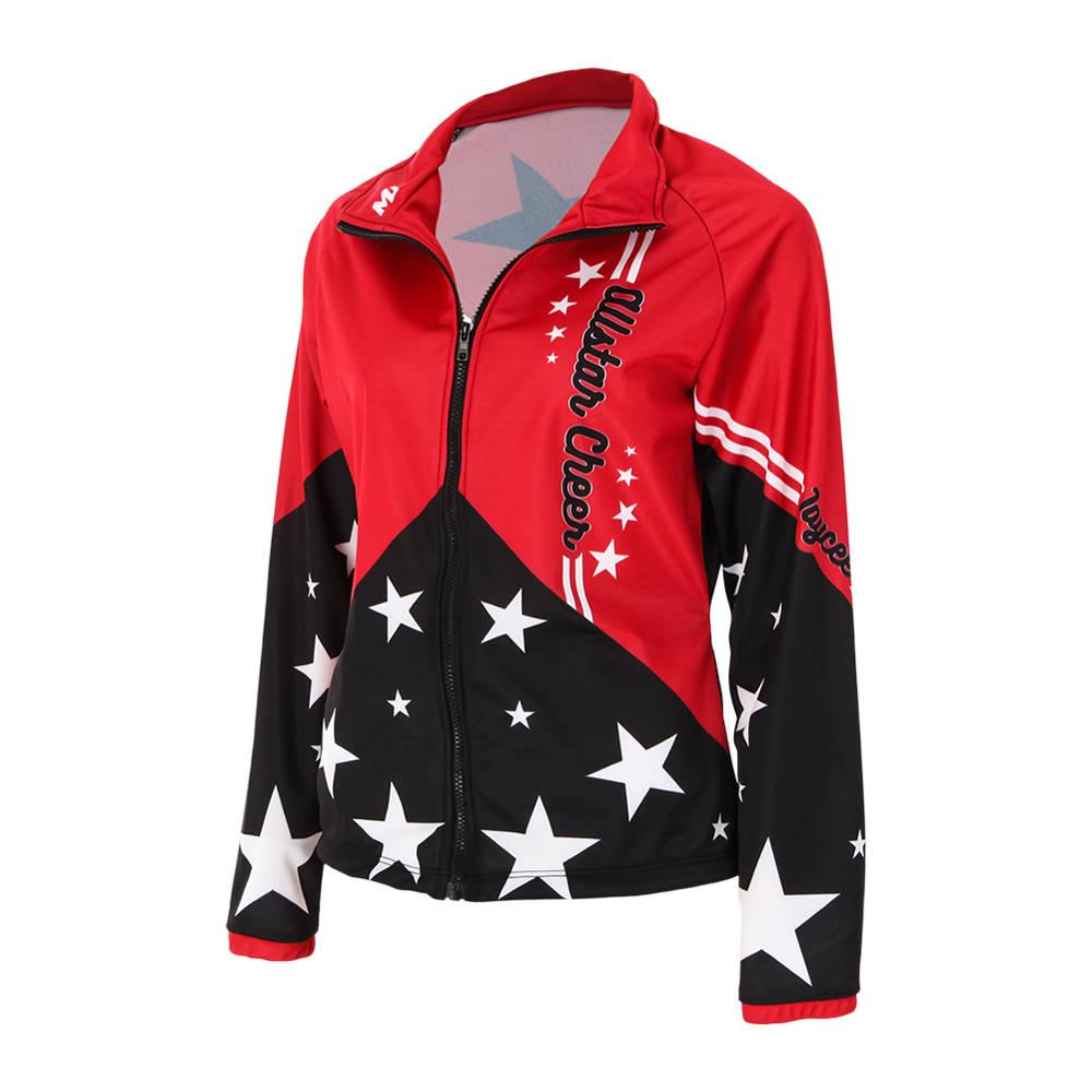 Move U Allstarz Custom Cheer Team Jacket Gp412