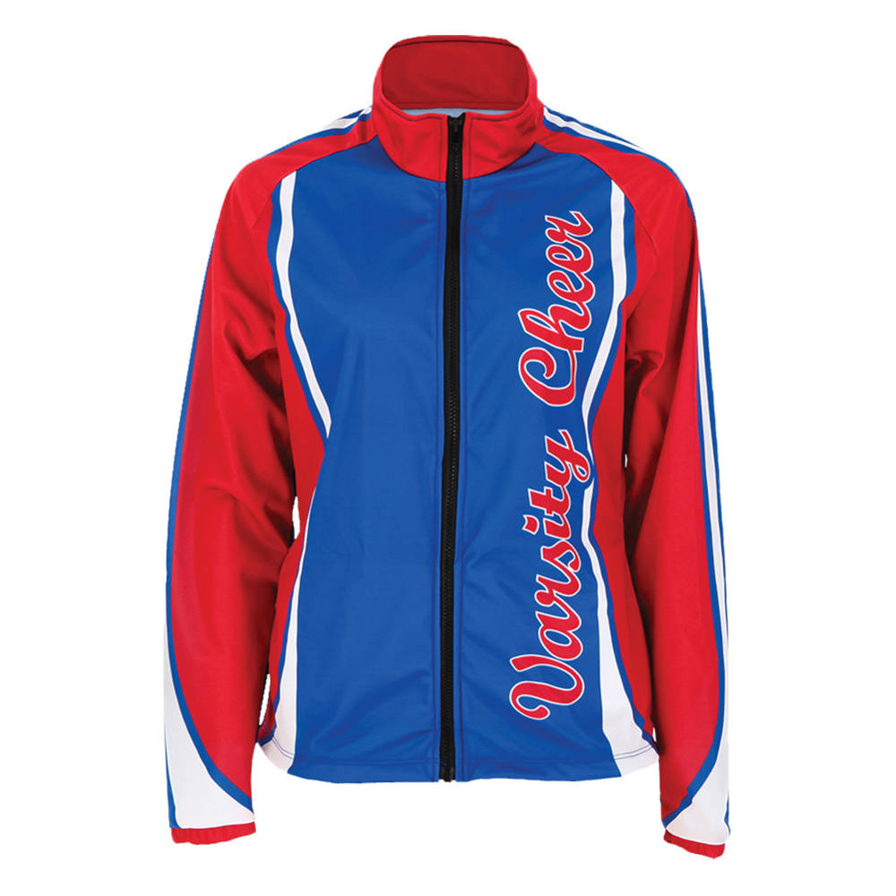 MOVE U Racer Custom Cheer Team Jacket : GP430