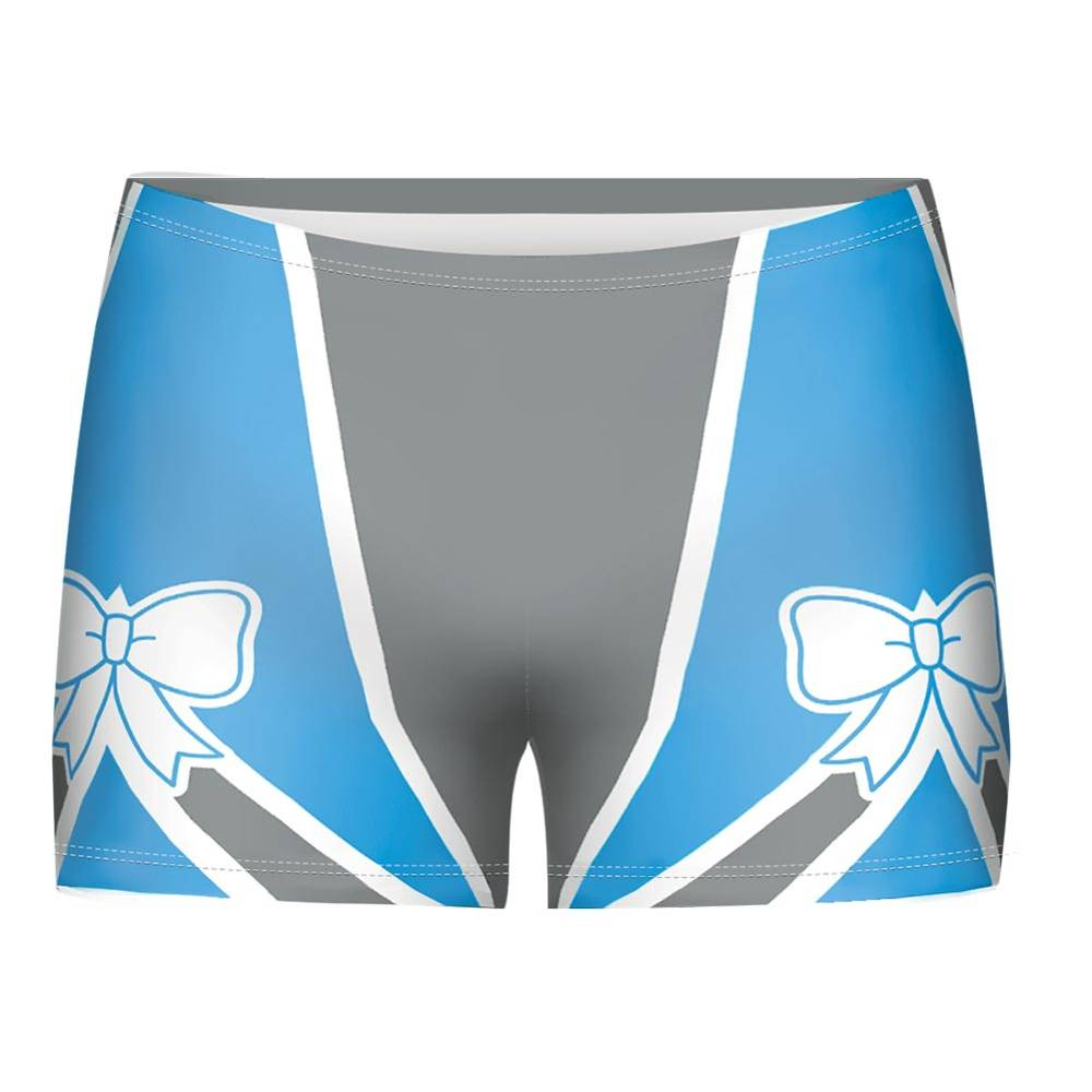 from Brandon booty shorts for cheerleading