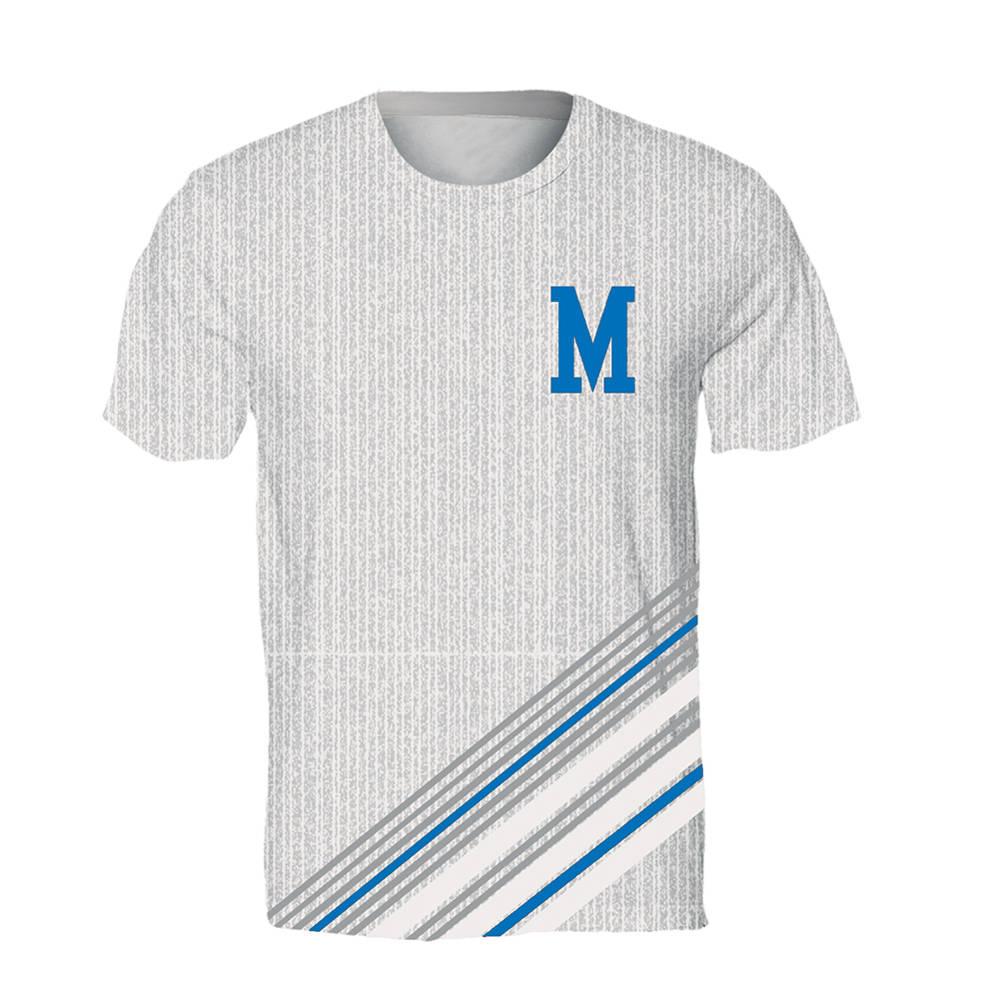 Move u college custom mens dance t shirt gp863 for College dance team shirts