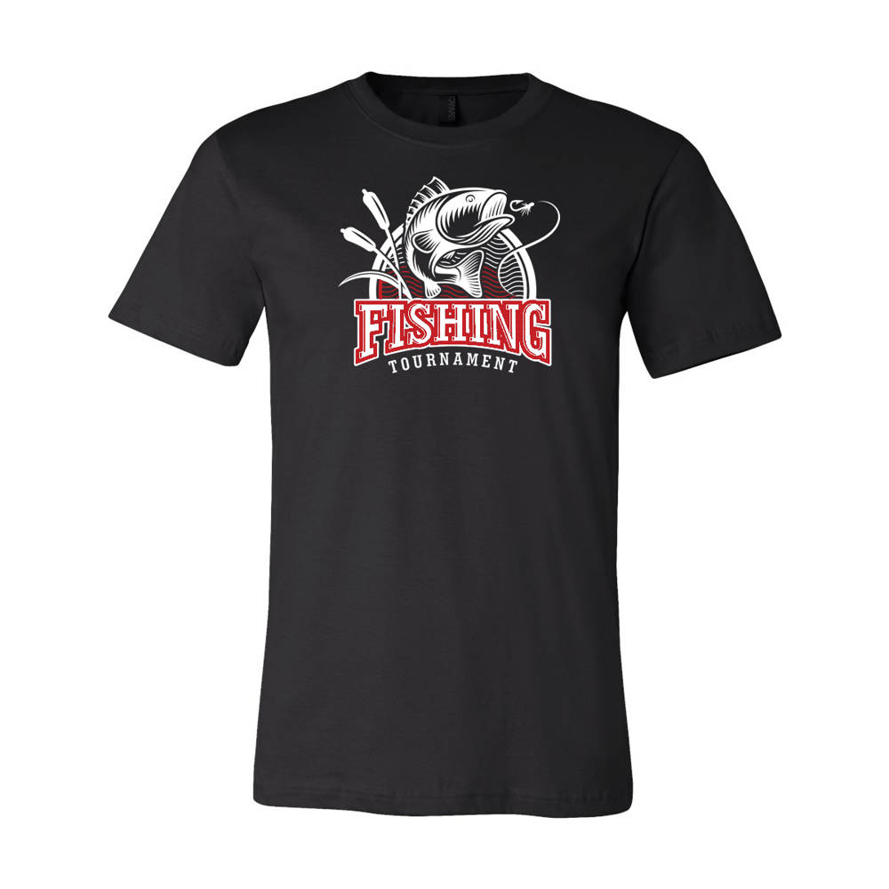 Fishing tournament t shirt club for Fishing team shirts